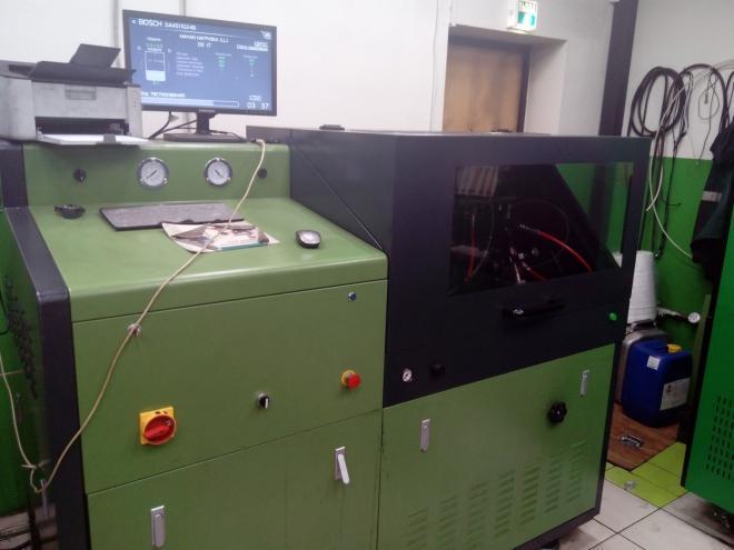 SD-CR3000A-708  Стенд для проверки и испытания ТНВД и форсунок